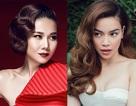 Hà Hồ - Thanh Hằng: Sự nghiệp tương đồng, tình duyên trái ngược