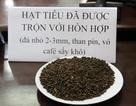 Cơ quan điều tra xác nhận: Cà phê nhuộm pin thực chất chỉ là hỗn hợp trộn hồ tiêu khô