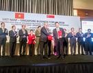 Vietcombank ký kết thỏa thuận hợp tác với Liên đoàn doanh nghiệp Singapore (SBF)