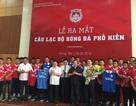 Tân Á Đại Thành ra mắt câu lạc bộ bóng đá Phố Hiến
