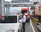 Ùn tắc kéo dài, BOT Ninh Lộc phải xả trạm ngày đầu miễn giảm phí