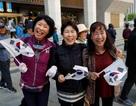 Người Hàn Quốc mừng ngày lịch sử trên bán đảo Triều Tiên