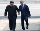 """Những tình huống """"ngoài kịch bản"""" trong hội nghị liên Triều"""