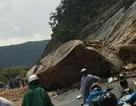 Cảnh báo sạt lở bất ngờ trên đèo Nha Trang - Đà Lạt