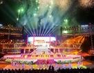 Pháo hoa rực rỡ trong đêm khai mạc Festival Huế 2018