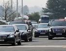 Chiêm ngưỡng dàn xe sang hộ tống hai nhà lãnh đạo Hàn-Triều
