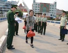 Một phụ nữ bị lừa bán sang Trung Quốc may mắn trốn thoát thành công