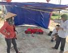 Tá hỏa phát hiện nhiều ngôi mộ bị đào bới và bốc đi tại dự án phân lô