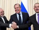 Nga, Iran, Thổ Nhĩ Kỳ quyết thúc đẩy hòa bình Syria