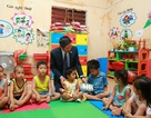 Đầu tư cho giáo dục vì thế hệ tương lai