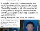 Bác thông tin học sinh tiểu học bị bắt cóc trước cổng trường