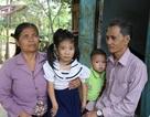 Hơn 63 triệu đồng bạn đọc giúp đỡ bé gái mồ côi bị đa dị tật