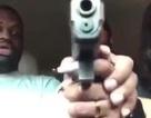 Bị bắn trúng đầu trong khi livestream facebook vì bạn chơi súng đã lên đạn