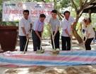 Khởi công xây dựng cầu Dân trí thứ 14 ở tỉnh Trà Vinh