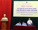 Bộ Y tế đề xuất đổi mới chia tuyến khám chữa bệnh