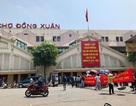 Tiểu thương chợ Đồng Xuân tập trung phản đối, quận Hoàn Kiếm bác thông tin đập chợ