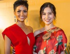 Hà Lade đọ nhan sắc rực rỡ bên Hoa hậu Hoàn vũ H'Hen Niê