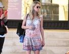 Nicky Hilton siêu thon thả sau khi sinh con ít tuần