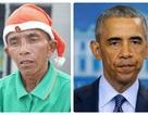 Người đàn ông có ngoại hình khá giống cựu Tổng thống Obama gây sốt mạng