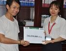 Hơn 246 triệu đồng tiếp tục đến với hai bố con anh Vũ bị ung thư máu
