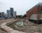 Đà Nẵng: Phát lộ một phần móng tường hào bị vùi lấp của thành Điện Hải