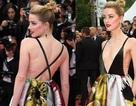 """Amber Heard """"thả rông"""" vòng một tại LHP Cannes"""