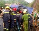 Xe tải gây tai nạn liên hoàn, 1 người chết, 3 người bị thương