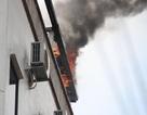 Hà Nội: Cháy tại khách sạn, nhiều người hoảng loạn bỏ chạy