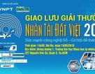Giải thưởng Nhân tài Đất Việt tiếp tục truyền cảm hứng cho giới trẻ tại TPHCM