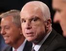 Cựu Tổng thống Bush và Obama được mời đọc điếu văn tại lễ tang John McCain