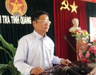 Sở KH-ĐT Quảng Nam có giám đốc mới thay ông Lê Phước Hoài Bảo