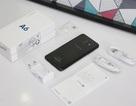 Đập hộp Galaxy A6 chính hãng giá gần 7 triệu đồng tại Việt Nam