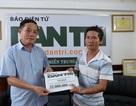 Đà Nẵng: Trao 32 triệu đồng đến cô gái trẻ đang nguy kịch vì tai nạn giao thông