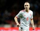 Iniesta sẽ chia tay đội tuyển Tây Ban Nha sau World Cup 2018