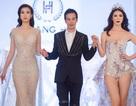 Hoa hậu Riyo Mori quá đỗi quyến rũ trong show diễn Hoàng Hải tại Pháp