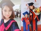Câu chuyện buồn của nữ sinh Bách khoa đưa con 3 tuổi đi nhận bằng tốt nghiệp