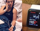 Apple Watch cứu sống một nữ sinh bị suy thận nhờ cảnh báo sớm