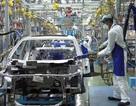Giá xe nhập tăng và lượng linh kiện ô tô nhập đang giảm mạnh