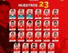Tây Ban Nha loại Morata khỏi danh sách dự World Cup 2018