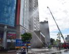 Dự án Sun Square 21 Lê Đức Thọ diễn tập phòng cháy chữa cháy