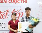 """Giải nhất cuộc thi """"Viết tiếp ước mơ"""" được dựng MV ủng hộ quỹ mổ tim miễn phí"""