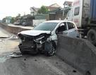Thai phụ sắp sinh bị xe tải tông tử vong thương tâm