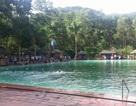 Nam sinh lớp 10 chết đuối trong bể bơi khu du lịch