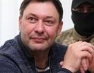 """Ukraine """"úp mở"""" về điều kiện thả trưởng đại diện hãng tin Nga"""