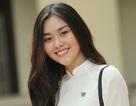 """""""Hot girl"""" trường Phan Đình Phùng trong ngày chia tay tuổi học trò"""