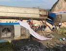 Hết ngày 31/5 mới giải phóng xong hiện trường vụ tai nạn tàu hỏa