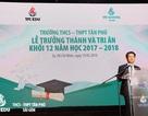 Lễ tri ân và trưởng thành của học sinh trường THCS - THPT Tân Phú