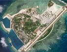 """Ảnh vệ tinh """"tố"""" các công trình trái phép của Trung Quốc trên Biển Đông"""
