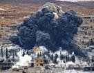 Liên quân do Mỹ dẫn đầu ném bom căn cứ quân sự Syria