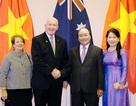 Thủ tướng hội kiến Toàn quyền Australia